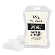 WoodWick White Tea & Jasmine Wax Melt