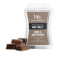 WoodWick Sand & Driftwood Wax Melt