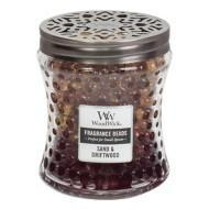 WoodWick Sand & Driftwood Fragrance Beads