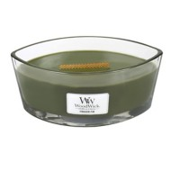 WoodWick Frasier Fir 16 oz. HearthWick Flame Candle