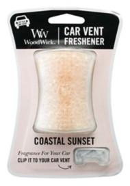 WoodWick Coastal Suns Car Vent Freshener