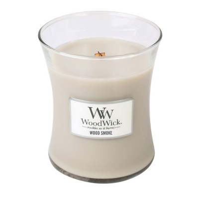 WoodWick Wood Smoke 10 oz. Jar Candle