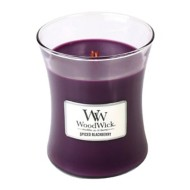 WoodWick Spiced Blackberry 10 oz. Jar Candle
