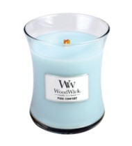 Pure Comfort WoodWick 9.7 oz. Jar Candle