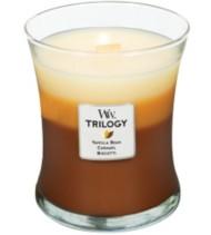 WoodWick Café Sweets 10 oz. Trilogy Candle