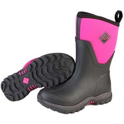 Women's Muck Arctic Sport ll  Mid-Height Boots Back/Grey