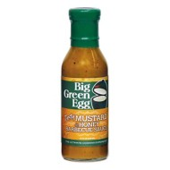 Big Green Egg Zesty Mustard and Honey Barbecue Sauce