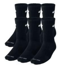 Adult Nike Dri-Fit Cushion Crew  6 Pk Socks