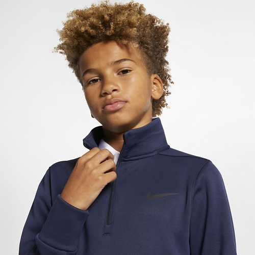 Boys' Nike Therma Repel Golf 1/4 Zip