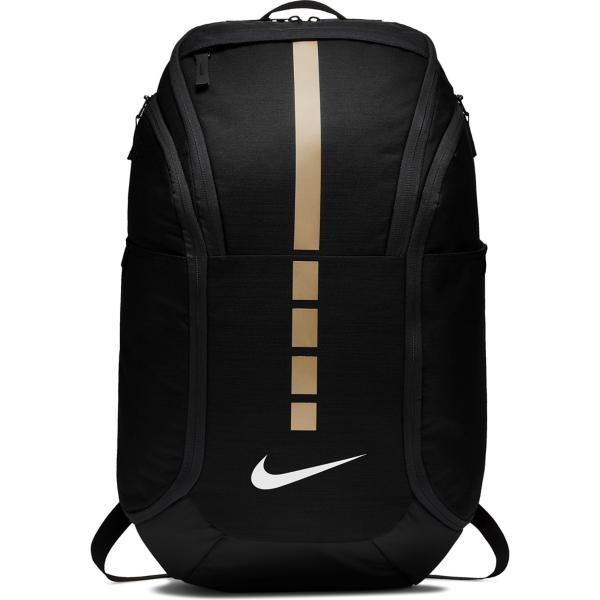 a22f187a1ff ... Nike Hoops Elite Pro Basketball Backpack Tap to Zoom; Black/Metallic  Gold/White
