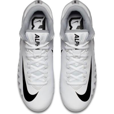 Preschool Boys' Nike Alpha Menace Varsity Mid Football Cleats
