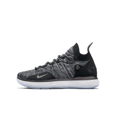 Grade School Nike KD11 Basketball Shoes