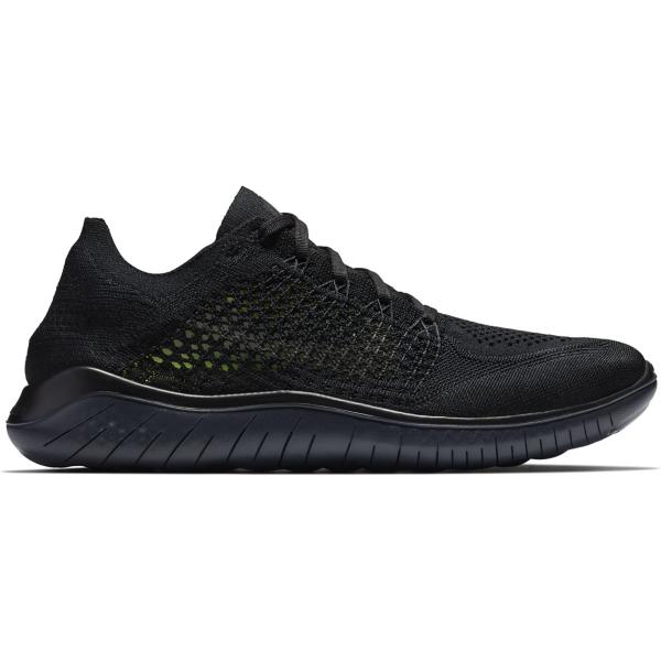 9c14b7536a43 ... Men s Nike Free RN Flyknit 2018 Running Shoes Tap to Zoom  Black White  Tap to Zoom  Black Anthracite