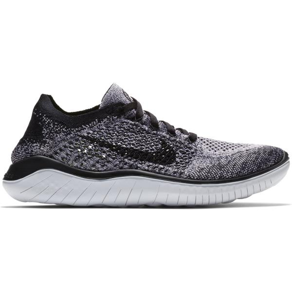 super popular 4c293 aad28 Women s Nike Free RN Flyknit 2018 Running Shoes Tap to Zoom  Black White  Tap to Zoom  White Black Tap to Zoom .