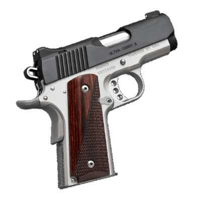 Kimber Ultra Carry II Two-Toned 45 ACP Handgun