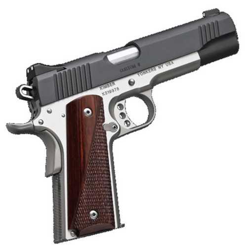 Kimber Custom II Two-Tone 9mm Handgun