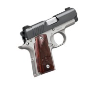 Kimber Micro 9mm Two-Tone Handgun