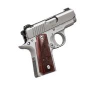 Kimber Micro Stainless Rosewood 380 ACP Handgun