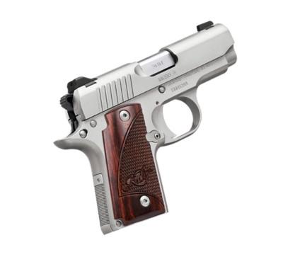 Kimber Micro 9mm Stainless Steel Handgun