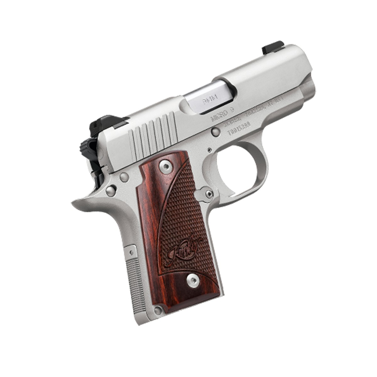 Kimber Micro 9mm Stainless Steel Handgun