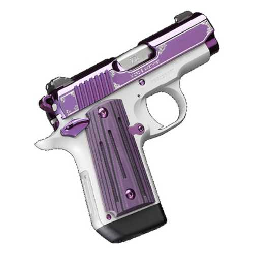 Kimber Micro 9 Amethyst Pistol