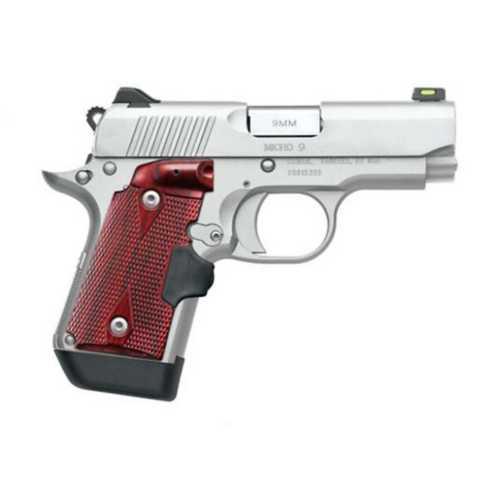Kimber Micro Stainless LG 9mm Handgun