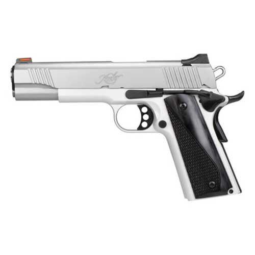 Kimber 1911 Custom LW Stainless Arctic Pistol