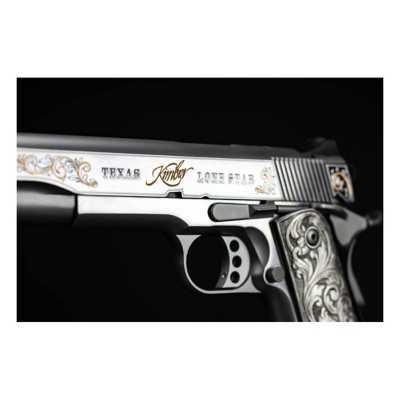 Kimber 1911 Texas Lonestar Edition 45 ACP SCHEELS Exclusive Pistol