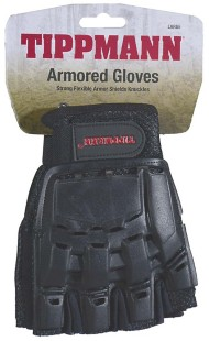 Tippmann Fingerless Paintball Gloves