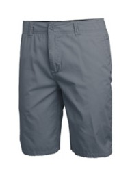 Men's Seeded & Sewn Stretch Grey Chino Short