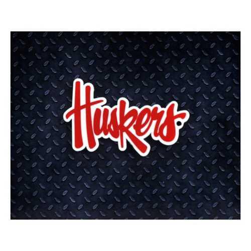 "Authentic Street Signs Nebraska Cornhuskers ""Husker"" Steel Magnet"