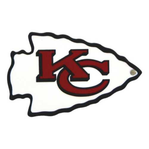 Authentic Street Signs Kansas City Chiefs Steel Magnet
