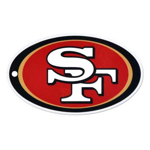 Authentic Street Signs San Francisco 49ers Steel Magnet