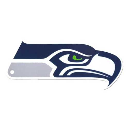 Authentic Street Signs Seattle Seahawks Steel Magnet