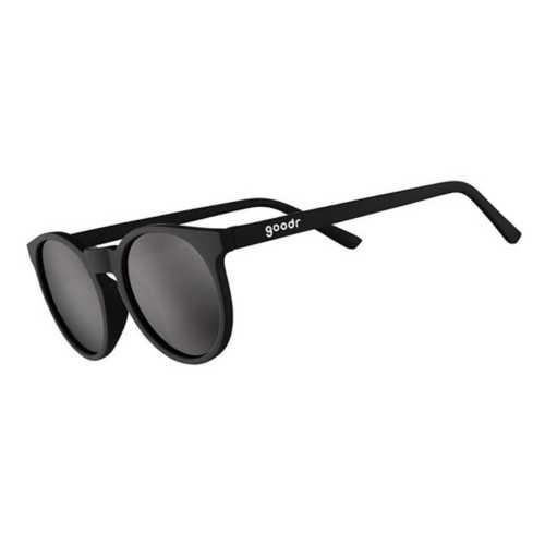 Goodr It's Not Black It's Obsidian Polarized Sunglasses