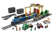 LEGO City Cargo Train Toy Set