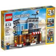 LEGO Creator Corner Deli Building Set