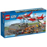 LEGO City Airport Show Creative Play Building Set