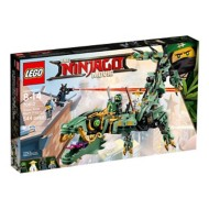 LEGO Ninjago Movie Ninja Mech Dragon Building Kit