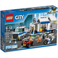 LEGO City Police Mobile Command Center Building Kit