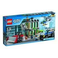 LEGO City Police Bulldozer Break-in Building Kit