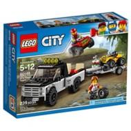 LEGO City ATV Race Team Building Set