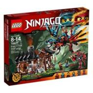 LEGO Ninjago Dragon's Forge Building Set