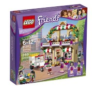 LEGO Friends Heartlake Pizzeria Building Kit