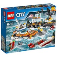 LEGO City Coast Guard Headquarters