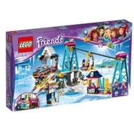 LEGO Friends Snow Resort Ski Lift Building Set