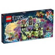 LEGO Elves Breakout From the Goblin King's Fortress Building Set