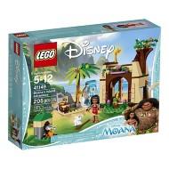 LEGO Disney Moana's Island Adventure Building Kit