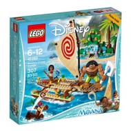 LEGO Disney Princess Moana's Ocean Voyage Building Kit