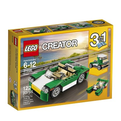 LEGO Creator Green Cruiser Building Kit